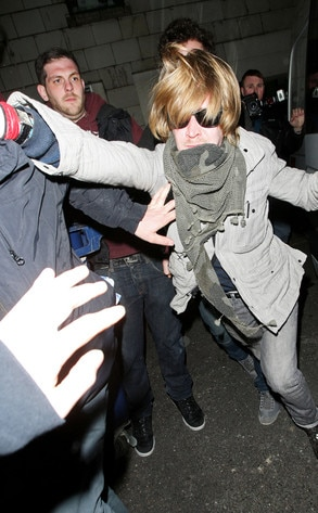 Macaulay Culkin, Paparazzi, Fight,