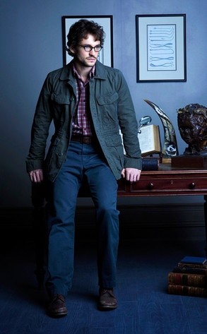 Hugh Dancy, Hannibal, Onscreen Teachers