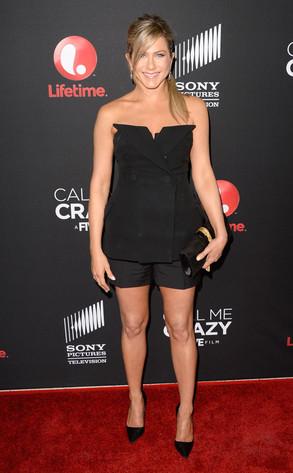 BSML, Jennifer Aniston, Call Me Crazy: A Five Film