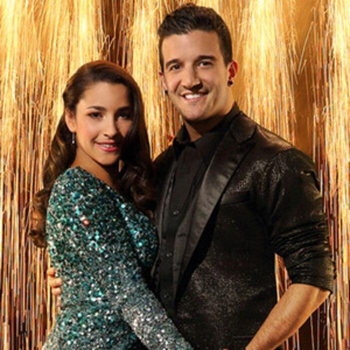 Dancing With The Stars, Season 16, Alexandra Raisman