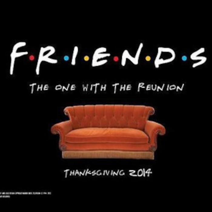 Friends Reunion Twit Pic