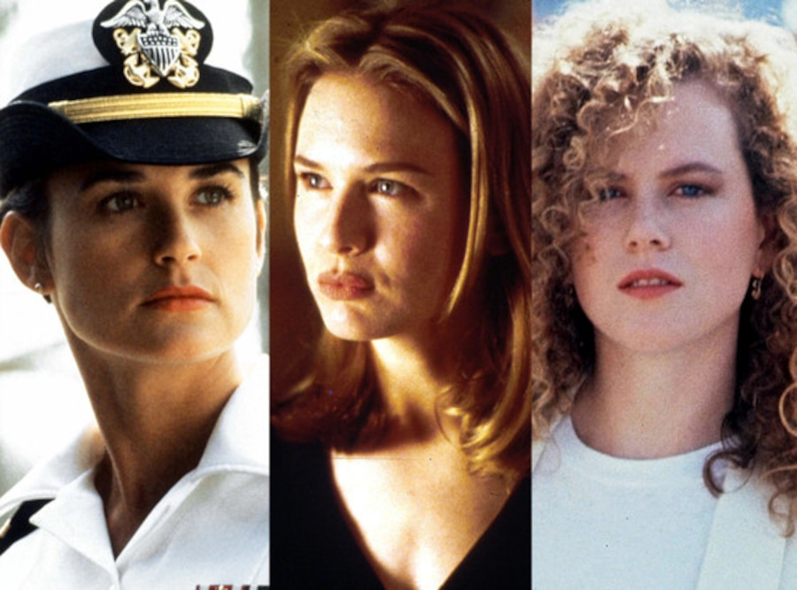 A Few Good Men, Jerry Maguire, Day of Thunder