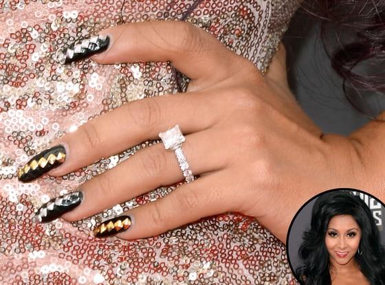 Nicole 'Snooki'' Polizzi, Nails