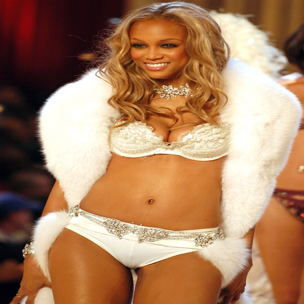 Tyra Banks from Former Victoria's Secret Angels