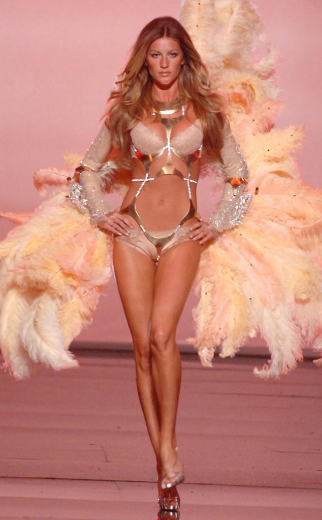 Gisele Bundchen, Victoria's Secret