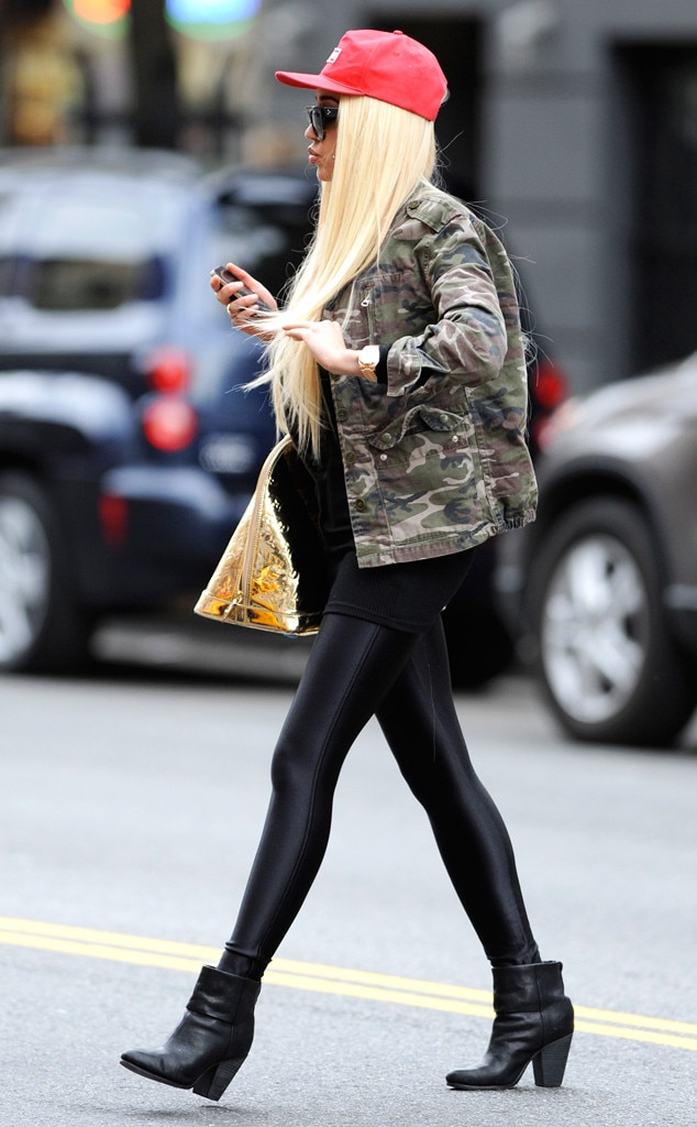 Amanda Bynes, Straight Hair