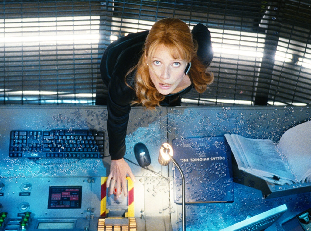 Iron Man, Gwenyth Paltrow, Onscreen Assistants