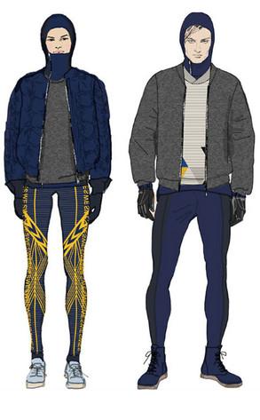 H&M Olympics Uniform
