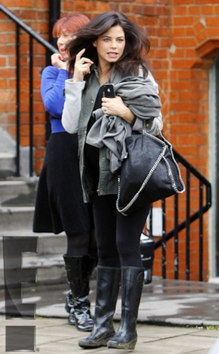 Jenna Dewan, London