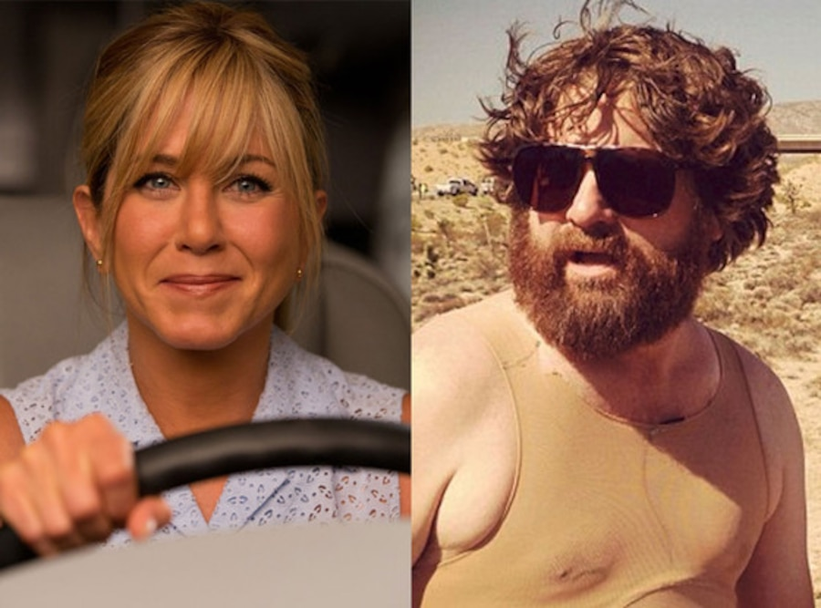 Jennifer Aniston, We're the Millers, Hangover 3
