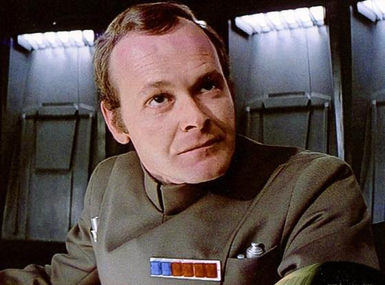 Richard LeParmentier, Admiral Motti, Star Wars