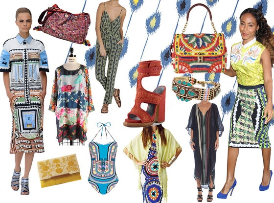 Global Chic Trend