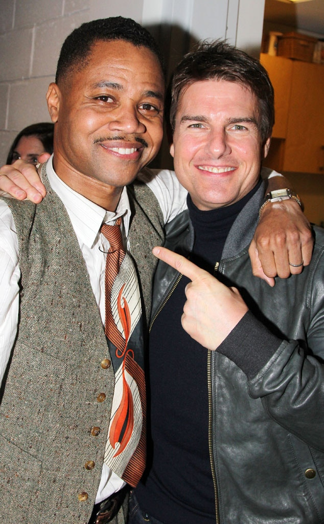 Tom Cruise, Cuba Gooding Jr.