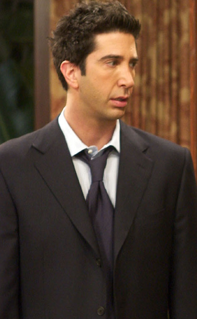 David Schwimmer, Friends, Best TV Quotes