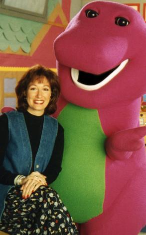 Sheryl Leach, Barney