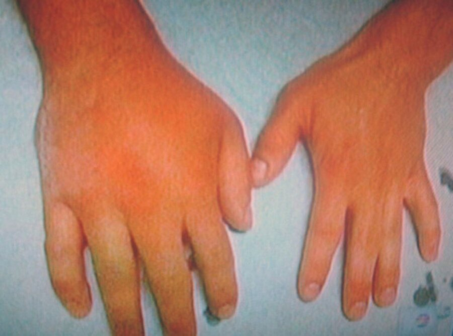 Zac Efron, Hands, Twit Pic