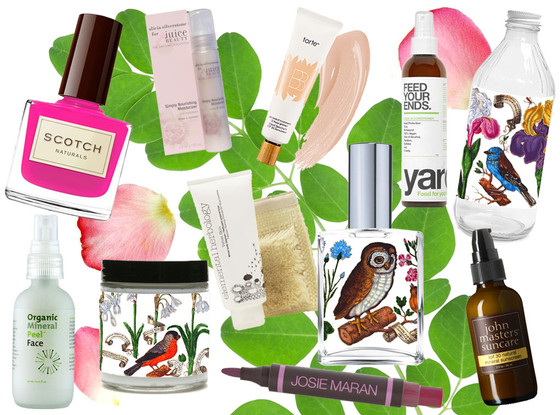 Eco Beauty Collage