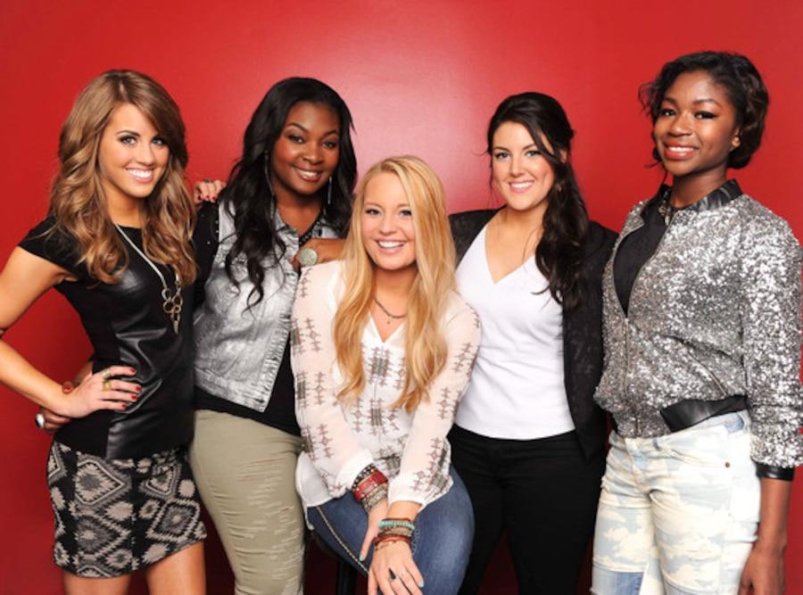American Idol, Top 5 Finalists