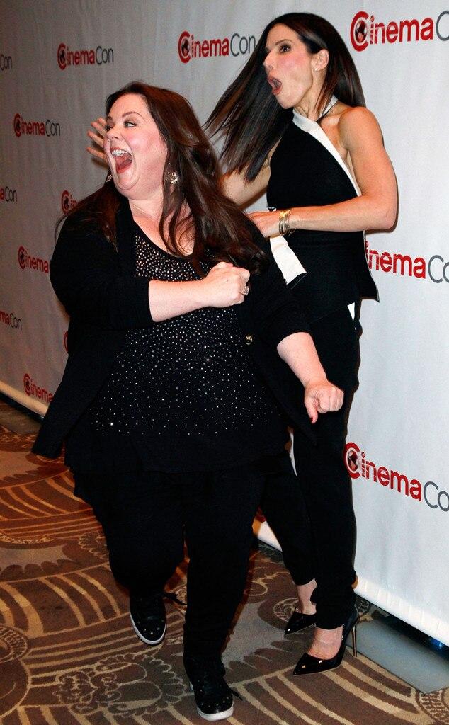 Sandra Bullock, Melissa McCarthy