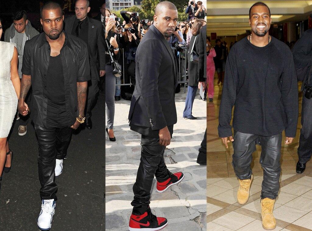 Kanye West, Recycled celeb