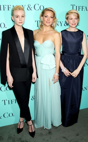 Carey Mulligan, Kate Hudson, Michelle Williams