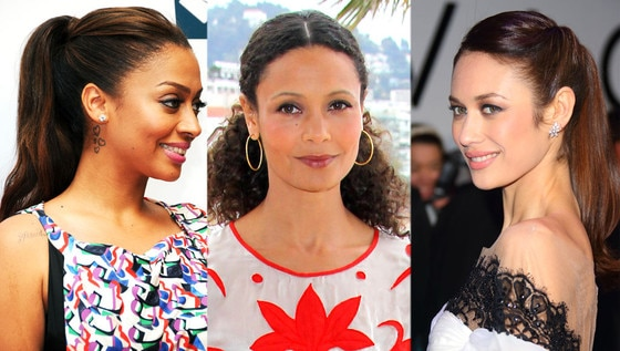 Lala Anthony, Olga Kurylenko, Thandie Newton