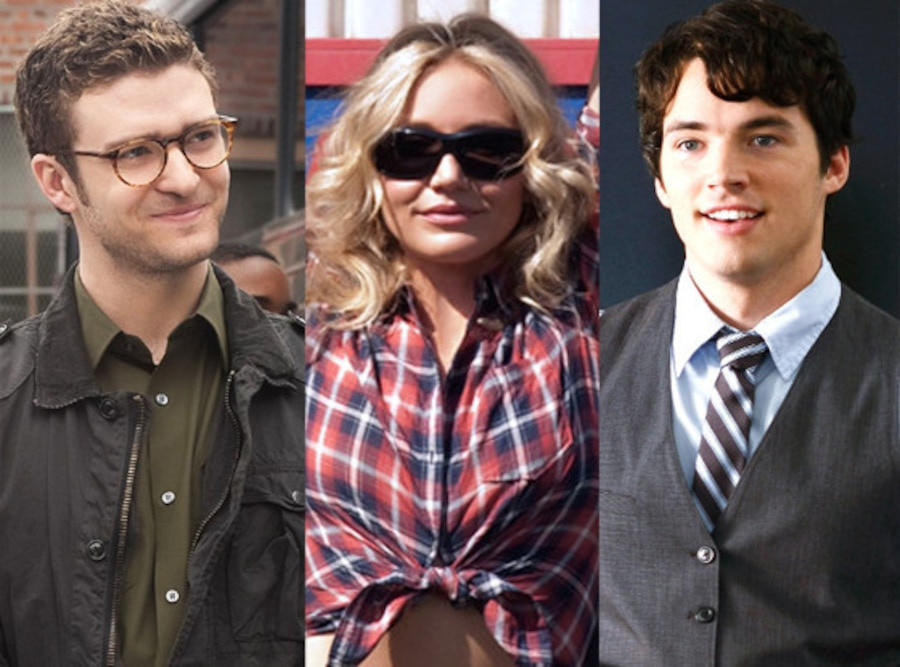Bad Teacher, Justin Timberlake, Cameron Diaz, Pretty Little Liars, Ian Harding