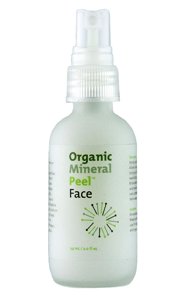 Eco Beauty, Org Skincare Mineral Peel