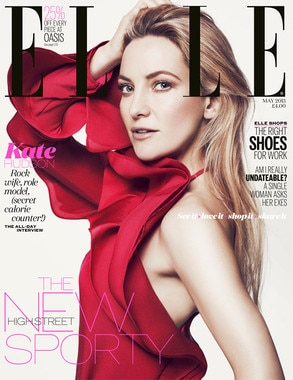 Kate Hudson, Elle UK
