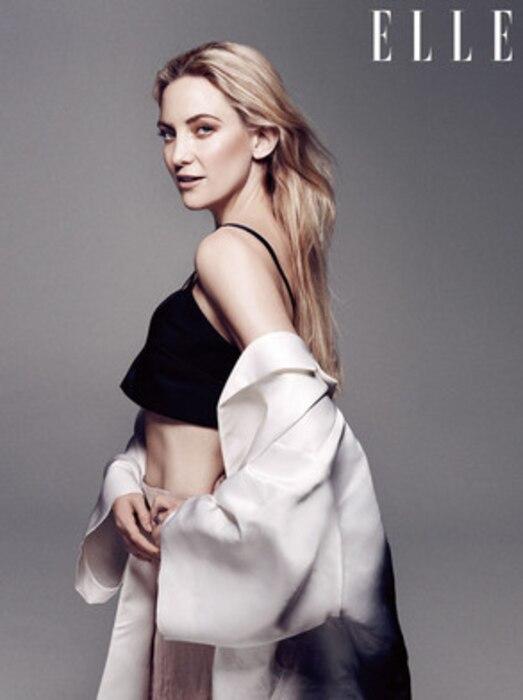 Kate Hudson, Elle UK