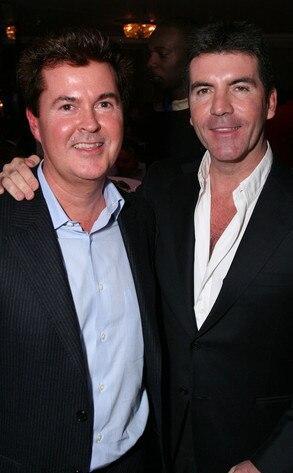 Simon Fuller, Simon Cowell