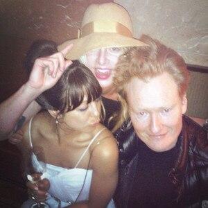 Conan O'Brien, Wedding