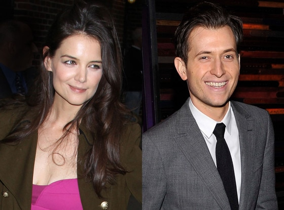 Katie Holmes, Peter Cincotti