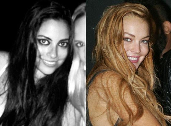 Patty Uribe, Lindsay Lohan