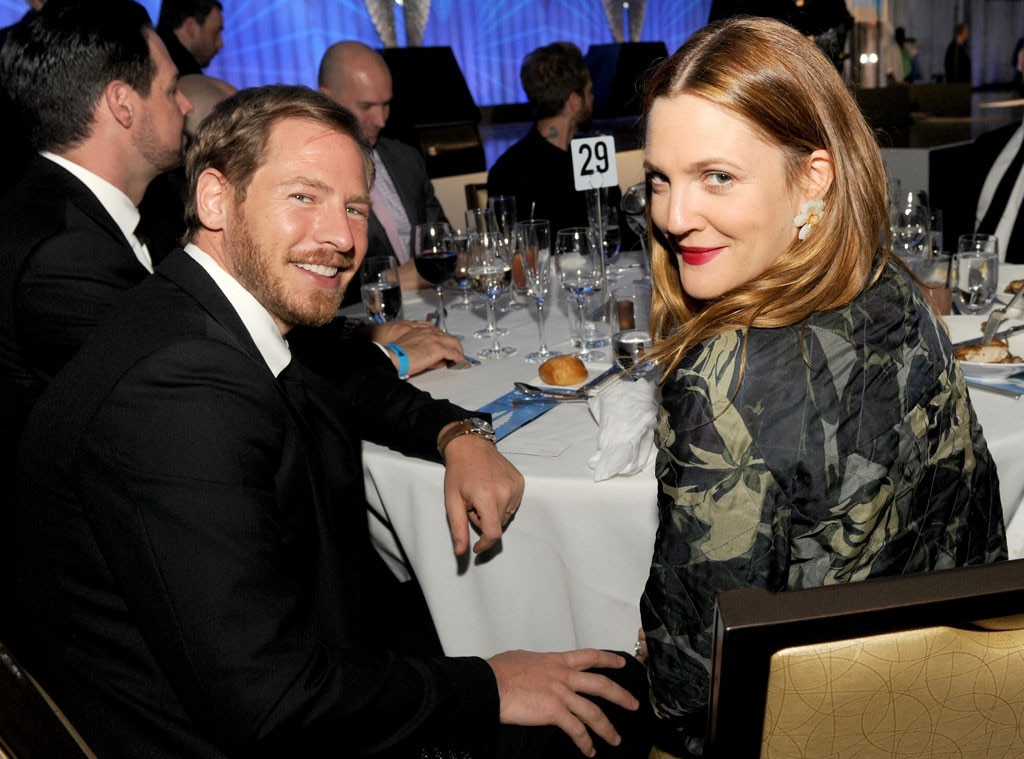 Will Kopelman, Drew Barrymore, GLAAD Media Awards