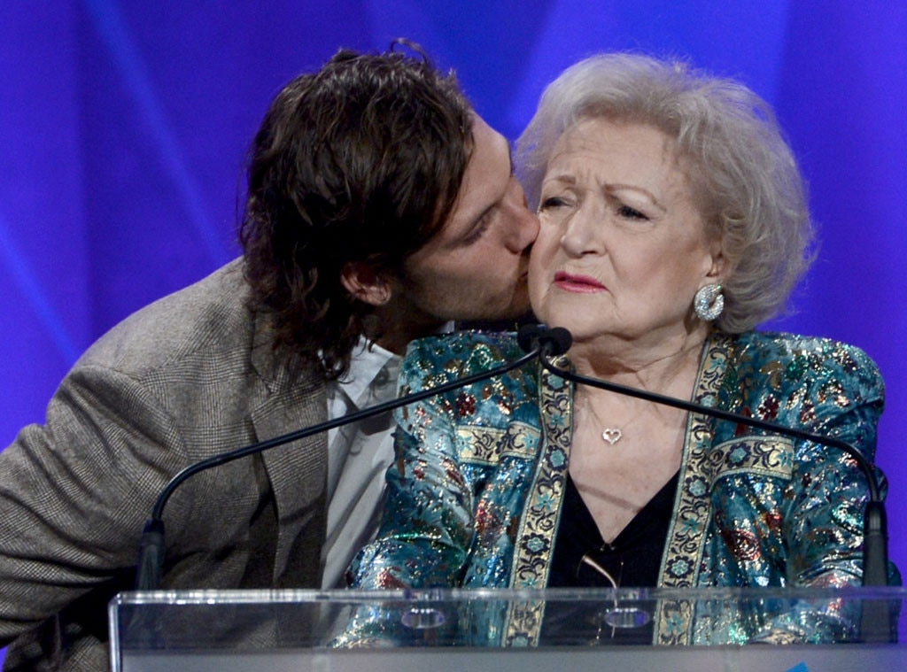 Alex Pettyfer, Betty White, GLAAD Media Awards