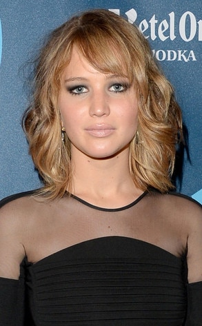 Jennifer Lawrence, GLAAD Media Awards