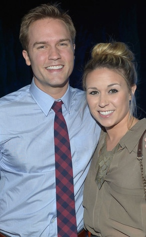 Scott Porter, Kelsey Mayfield