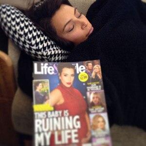 Kim Kardashian, Kris Jenner, Instagram