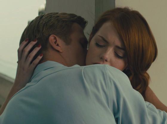 Ryan Gosling, Emma Stone, Gangster Squad, Deleted scene