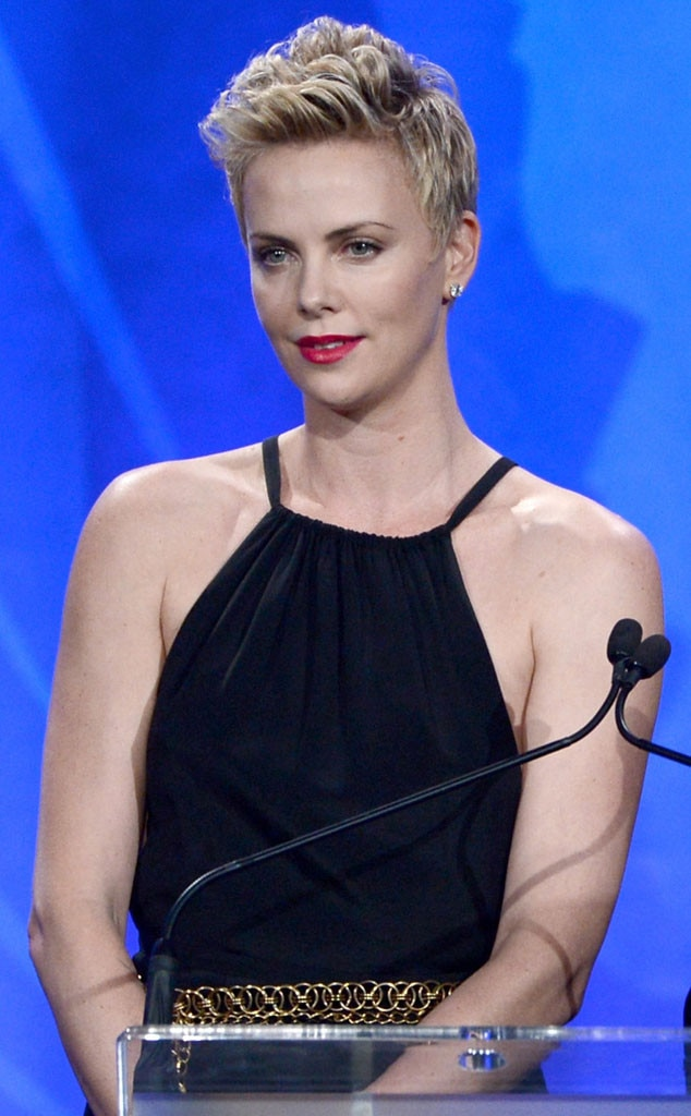 Charlize Theron, GLAAD Media Awards