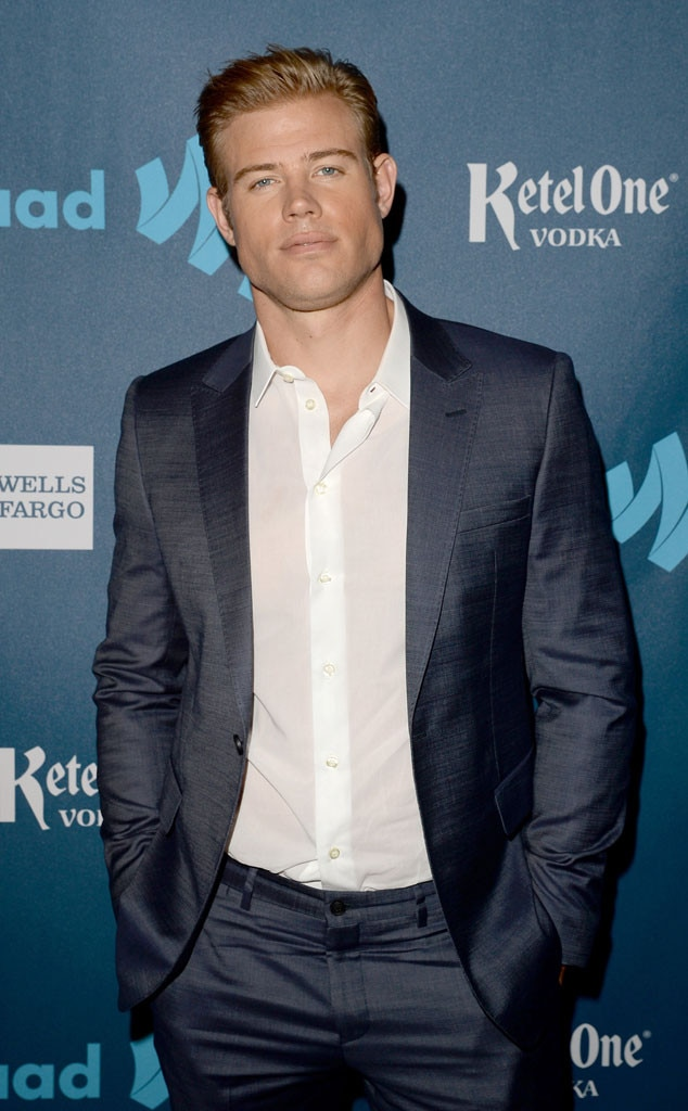 Trevor Donovan, GLAAD Media Awards