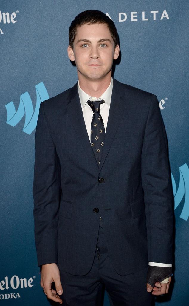 Logan Lerman, GLAAD Media Awards