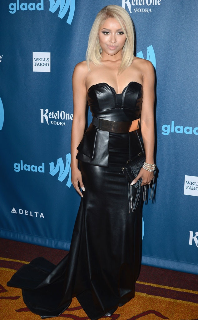 Kat Graham, Blue Hamilton, GLAAD Media Awards