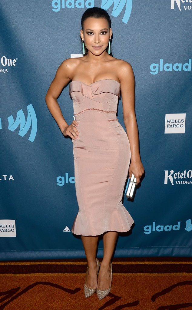 Naya Rivera, GLAAD Media Awards