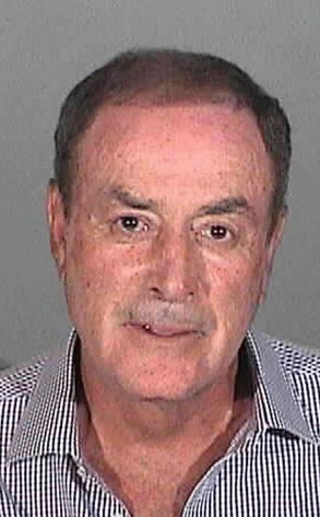 Al Michaels, Mug shot