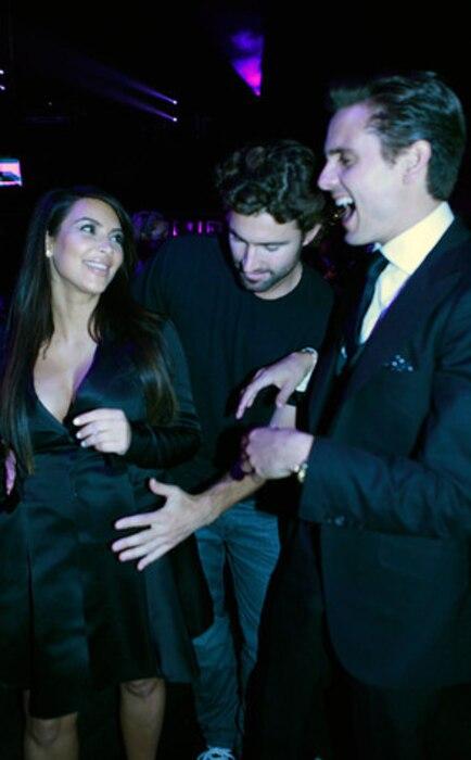 Kim Kardashian, Brody Jenner, Upfronts
