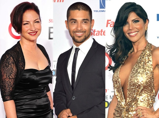 Latin Billboard Awards Red Carpet: Gloria Estefan, Wilmer Valderrama, Jacqueline Marquez