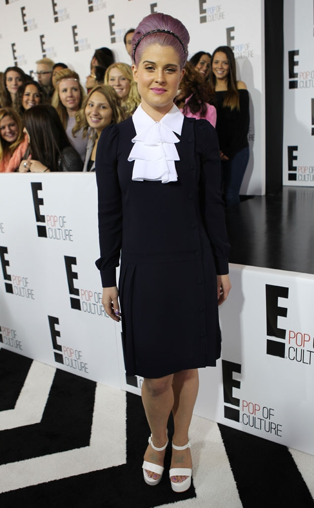 Kelly Osbourne, E! Upfronts
