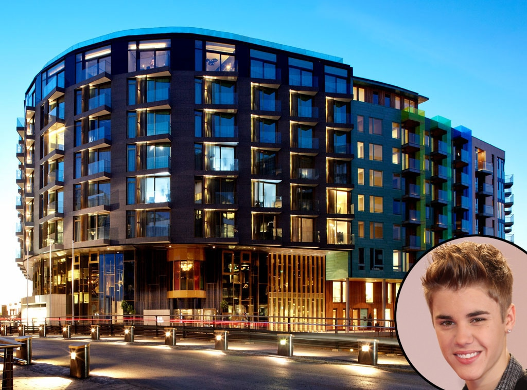 Thief Hotel, Justin Bieber